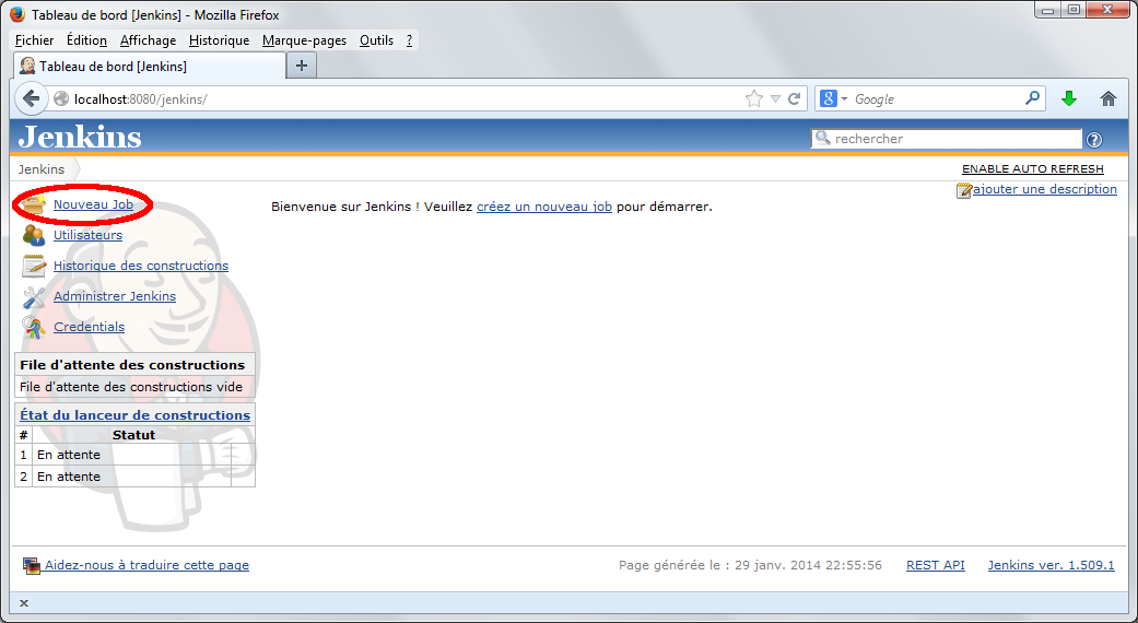 code de sortie 30066 uninstall java